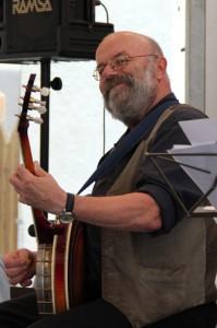 Bruno Bischofberger, Banjo