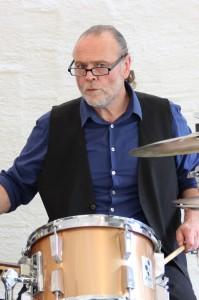 Karl Schlegel, Schlagzeug