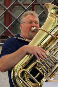 Manfred Walter, Tuba